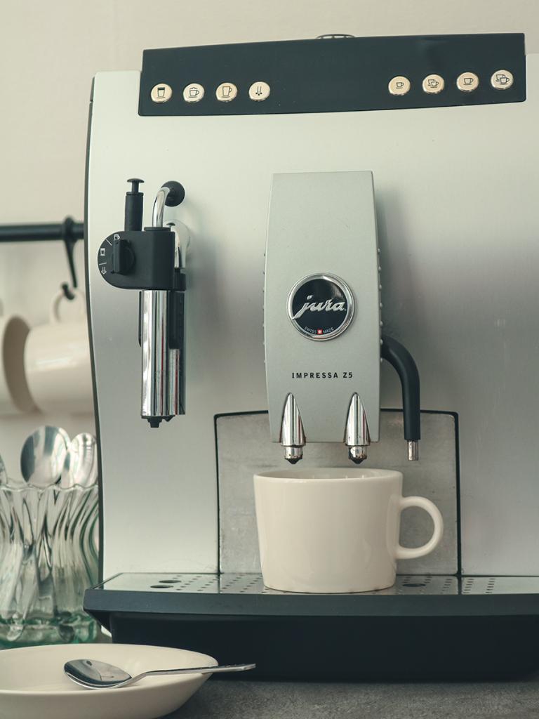 Jura koffiemachine reparatie en onderhoud